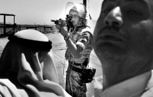 La ciudad iraqu� de Faluya continúa bajo el ascedio de las milicias de ocupación