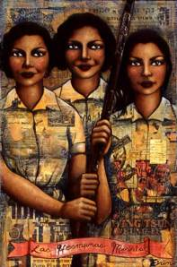 La hermanas Mirabal, sus asesinos siguen impunes