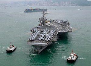 La IV Flota llevaba casi 50 años desactivada