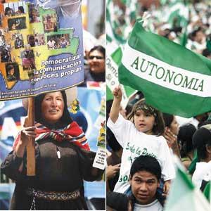 La situación permanecerá tensa, aun y con la ratificación de Morales