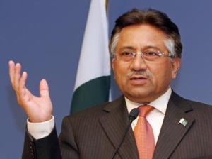 Pervez Musharraf, el ahora ex presidente de Pakistan