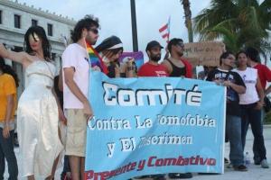 Comité Contra la Homofobia y el Discrimen: Presente y Combativo