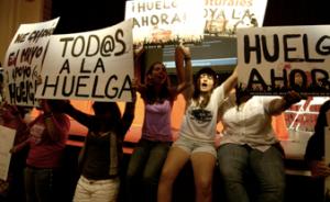 Mientras los estudiantes se preparan para una huelga, El Nuevo Día se prepara para defender el Estado