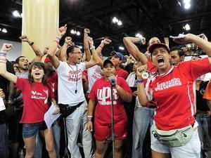Estudiantes atletas defienden su exención