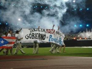Atletas le dan Tarjeta Roja al Gobierno en los Centroamericanos