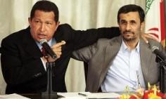 """Chávez junto al Presidente de Irán """"El enemigo de mi enemigo es mi amigo"""""""