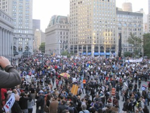 Foley Square, www.occupywallst.org