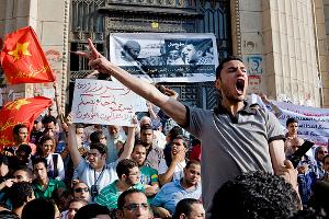 Sigue abierto el proceso revolucionario en Egipto
