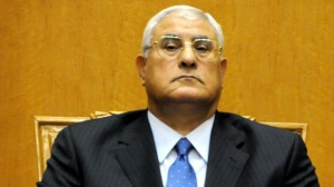 Mansour sworn in as Egypt's interim president